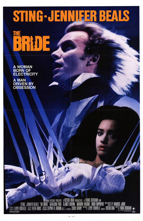 Us poster from the movie The Bride