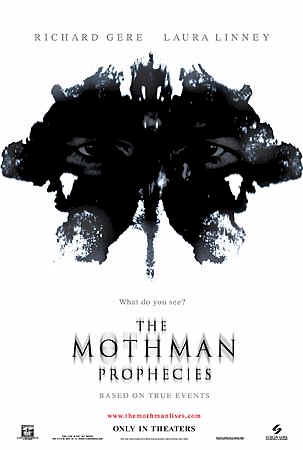Us poster from the movie The Mothman Prophecies
