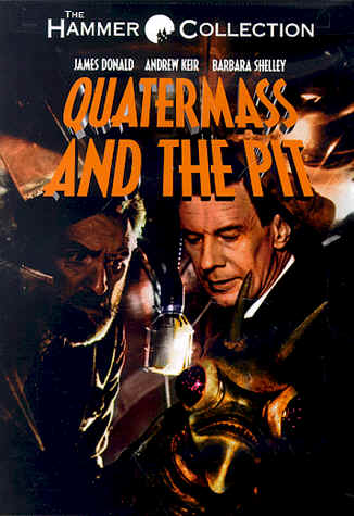 Unknown poster from the series Quatermass and the pit (Quatermass and the Pit)