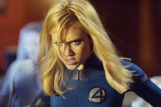 Susan Storm/The Invisible Woman - Fantastic Four