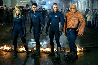 The Fantastic Four, a true family - Fantastic Four (Fantastic Four)