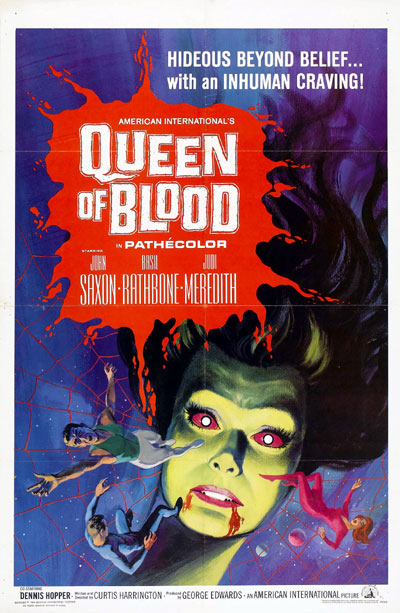 Us poster from the movie Queen of Blood