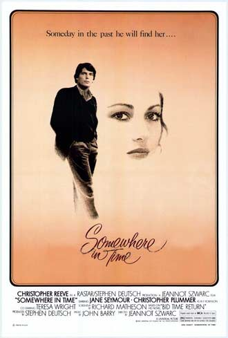 Us poster from the movie Somewhere in Time