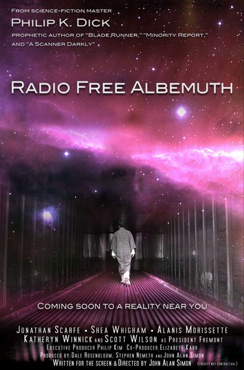 Unknown poster from the movie Radio Free Albemuth