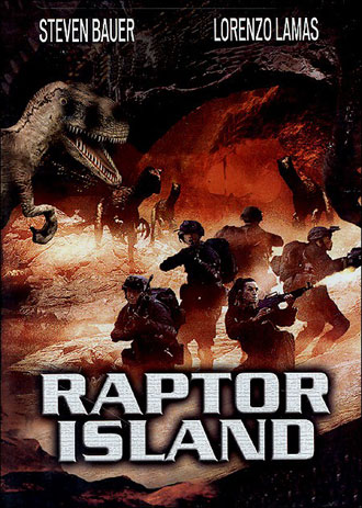Unknown artwork from the TV movie Raptor Island