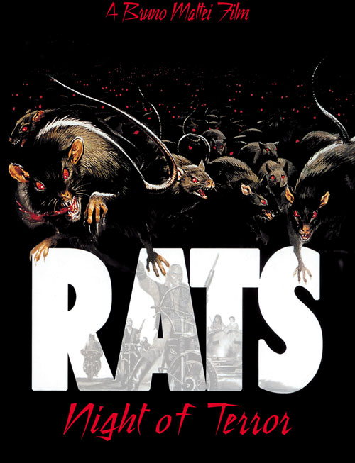 Unknown poster from the movie Rats (Rats - Notte di terrore)