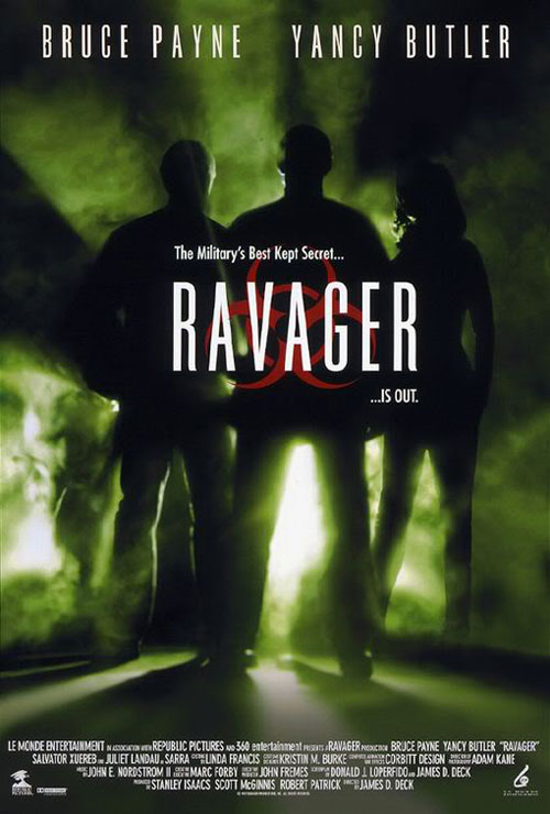 Us poster from the movie Ravager