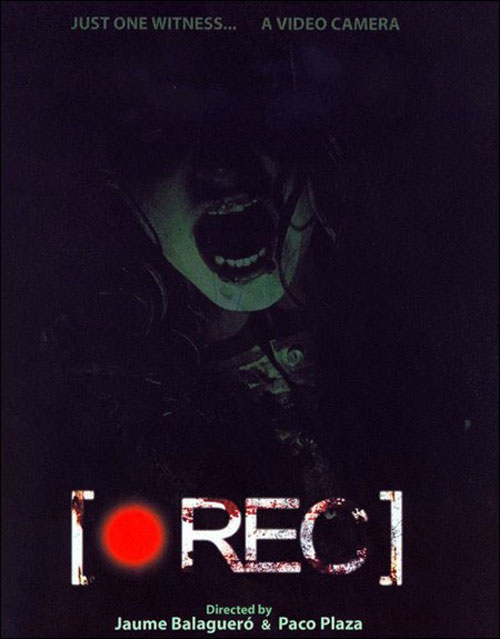 Us poster from the movie [REC]