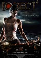 Movie poster from [REC] 4 Apocalypse, in theaters on January 02, 2015