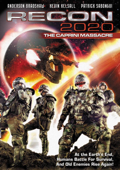Us poster from the movie Recon 2020: The Caprini Massacre (Power Corps.)