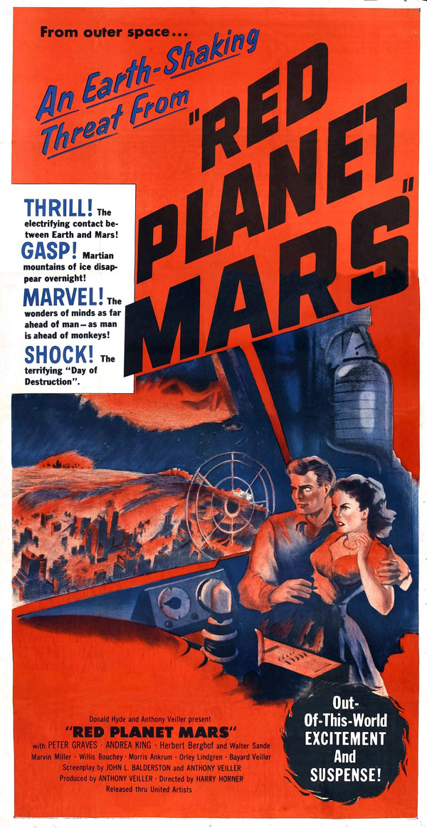 mars red planet movie monsters - photo #2