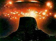 The Tour of the Devil rendez-vous - Close Encounters of the Third Kind