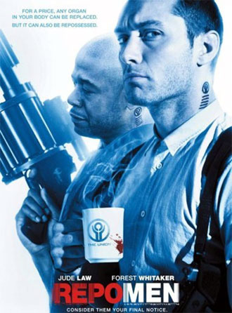 Us poster from the movie Repo Men