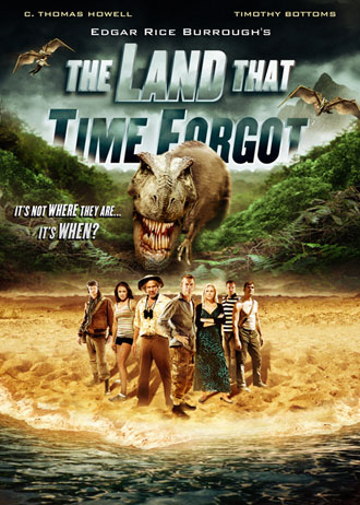 Us poster from the movie The Land That Time Forgot