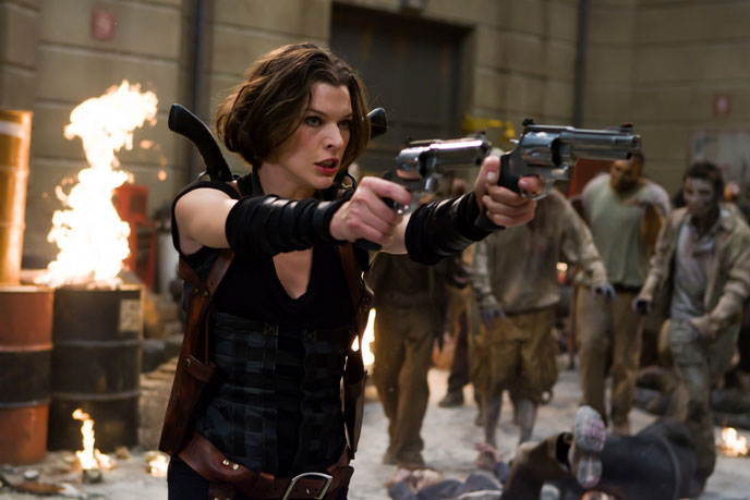 Photo de 'Resident Evil : Afterlife' - ©2010 Screen Gems - Resident Evil : Afterlife (Resident Evil: Afterlife) - cliquez sur la photo pour la fermer