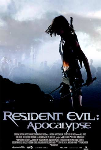 Us poster from the movie Resident Evil: Apocalypse
