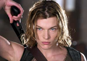 Alice is back, stronger than ever! - Resident Evil: Apocalypse (Resident Evil: Apocalypse)