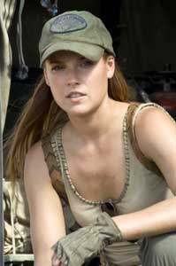 Claire Redfield - Resident Evil: Extinction