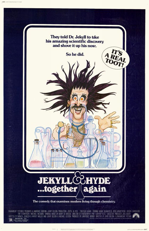 Us poster from the movie Jekyll and Hyde... Together Again