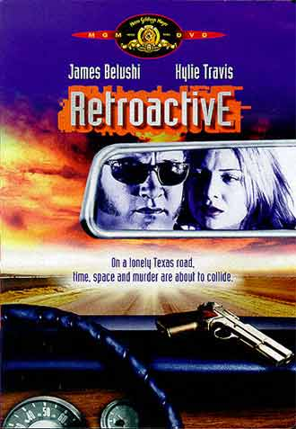Us poster from the movie Retroactive