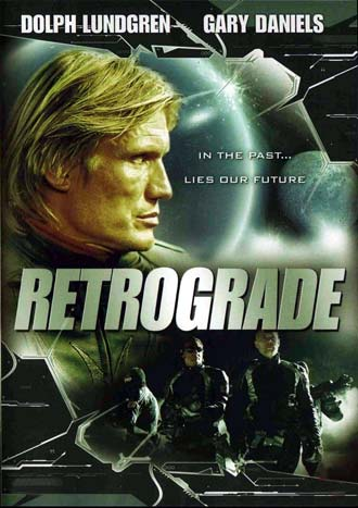 Us poster from the movie Retrograde