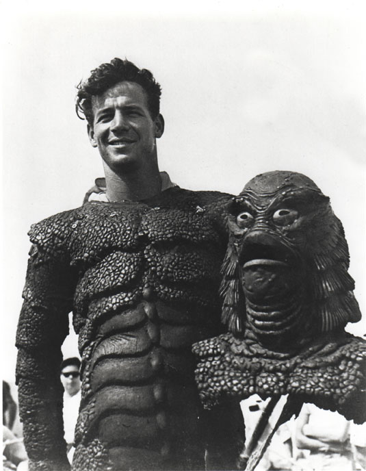 Photo de 'La revanche de la créature' - ©1955 Universal International Pictures - La revanche de la créature (Revenge of the Creature) - cliquez sur la photo pour la fermer