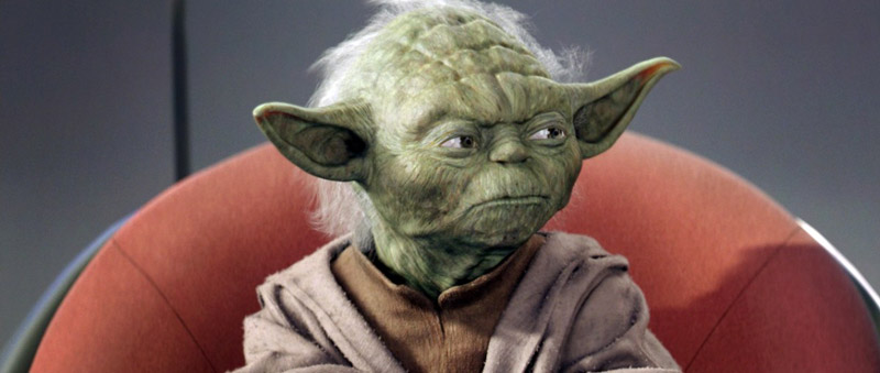 Master Yoda - Star Wars: Episode III - Revenge of the Sith