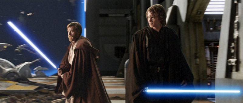 Jedi in mission - Star Wars: Episode III - Revenge of the Sith