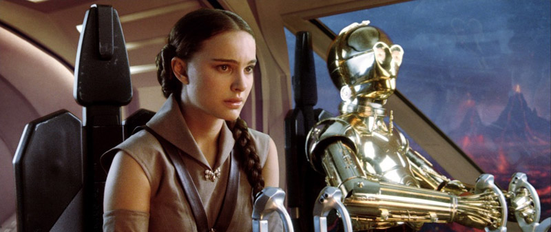 Padme Amidala - Star Wars: Episode III - Revenge of the Sith