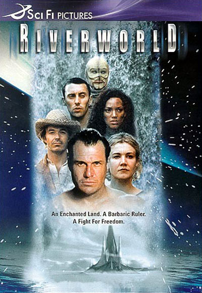 Unknown poster from the TV movie Riverworld