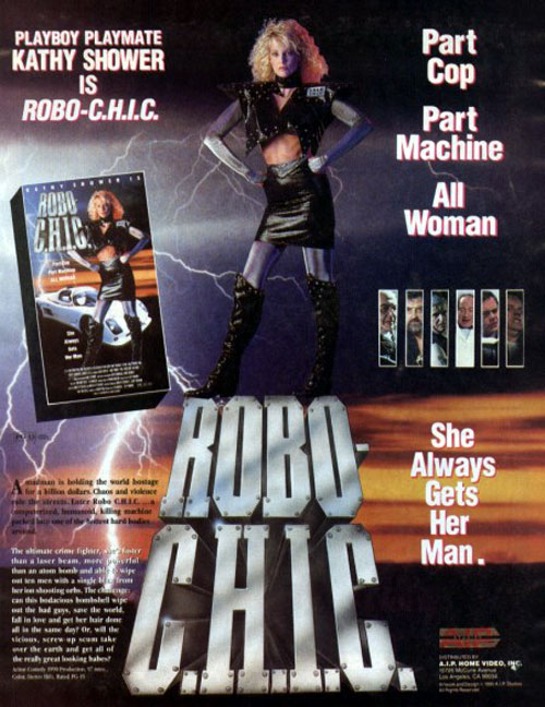 Us poster from the movie Cyber-C.H.I.C.