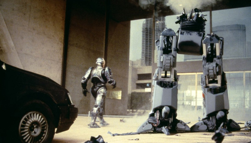 Boddicker arrest - RoboCop