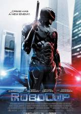Movie poster from RoboCop, in theaters on February 12, 2014