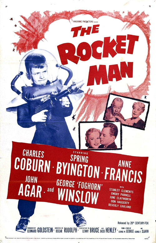 Us poster from the movie The Rocket Man