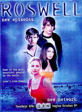 Us poster from the series Roswell