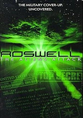 Us poster from the TV movie Roswell: The Aliens Attack