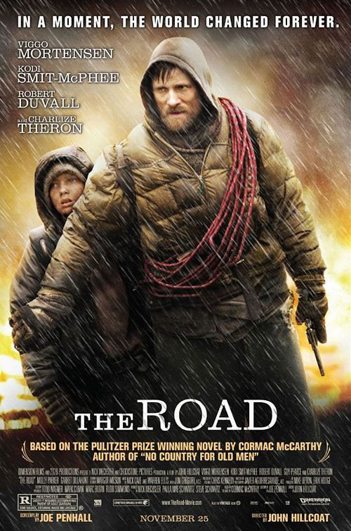 Us poster from the movie The Road