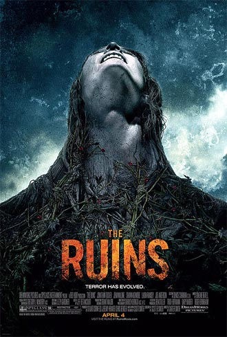Us poster from the movie The Ruins