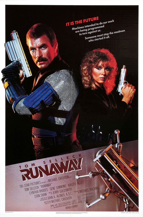 Us poster from the movie Runaway