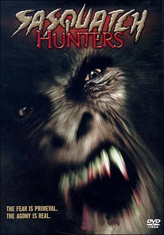 Unknown artwork from the movie Sasquatch Hunters