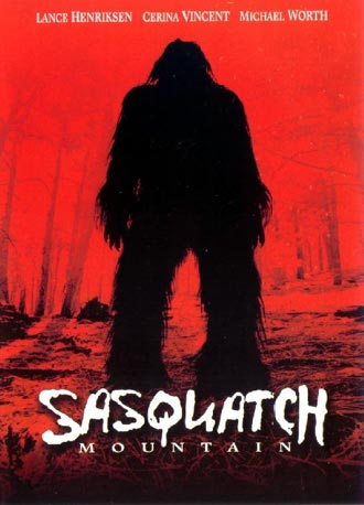 Us poster from the movie Sasquatch Mountain