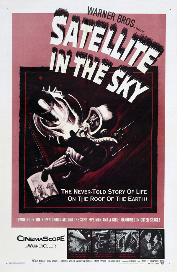 Us poster from the movie Satellite in the Sky