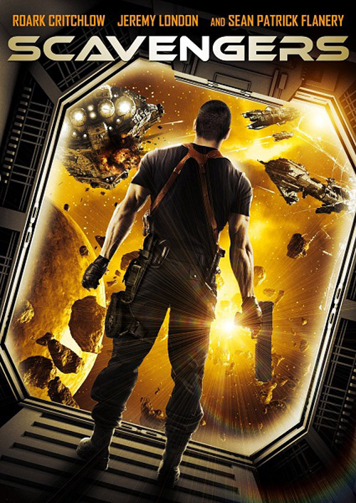 Unknown poster from the movie Scavengers