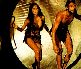 Nova and Brent discover an underground station - Beneath the Planet of the Apes