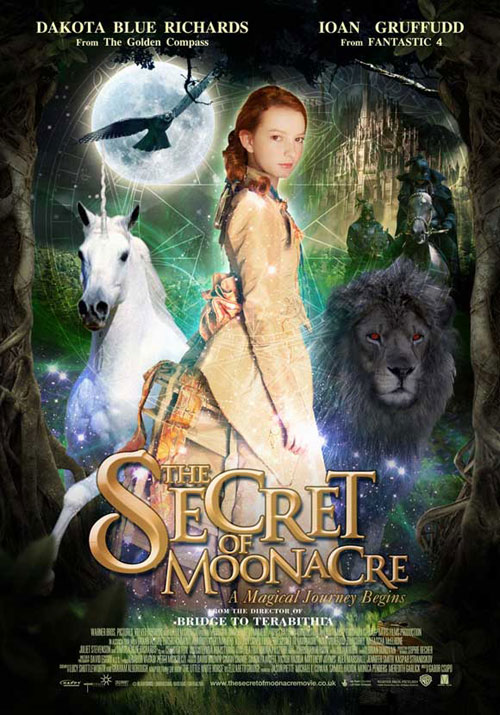 Us poster from the movie The Secret of Moonacre