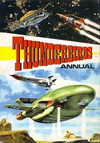 Unknown artwork from the series Thunderbirds