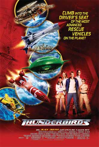 Us poster from the movie Thunderbirds