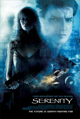 Us poster from the movie Serenity