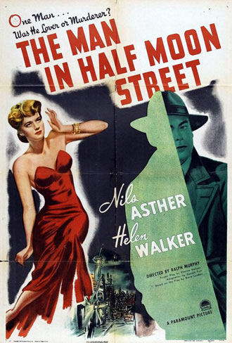 Us poster from the movie The Man in Half Moon Street