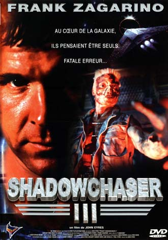 French poster from the movie Project Shadowchaser III